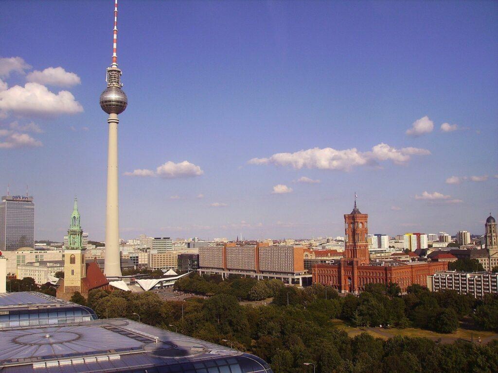 Televisietoren Berlijn