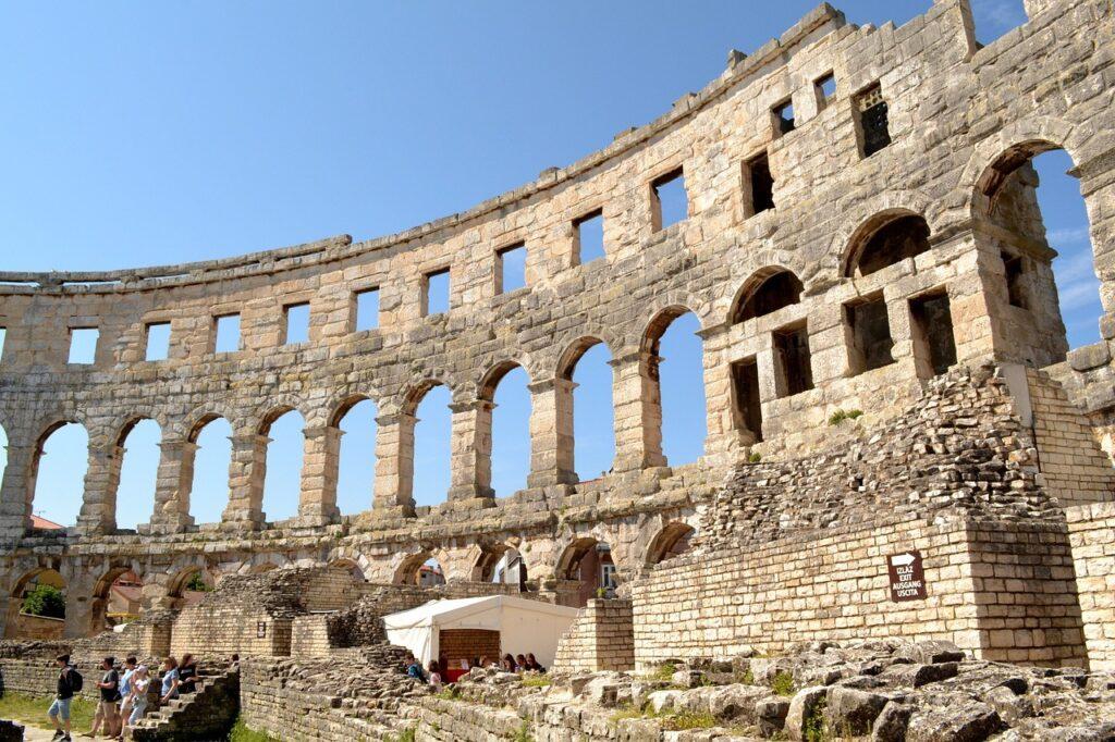 Amfitheater Pula
