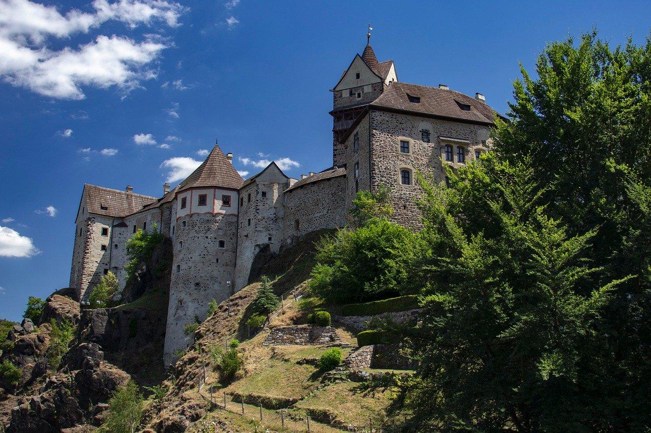 Mooiste steden in Tsjechië - Loket