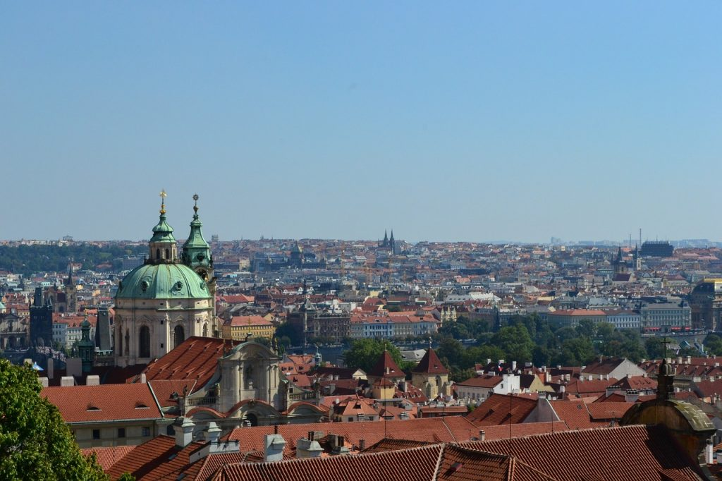 Praag is een van de mooiste steden in Tsjechië