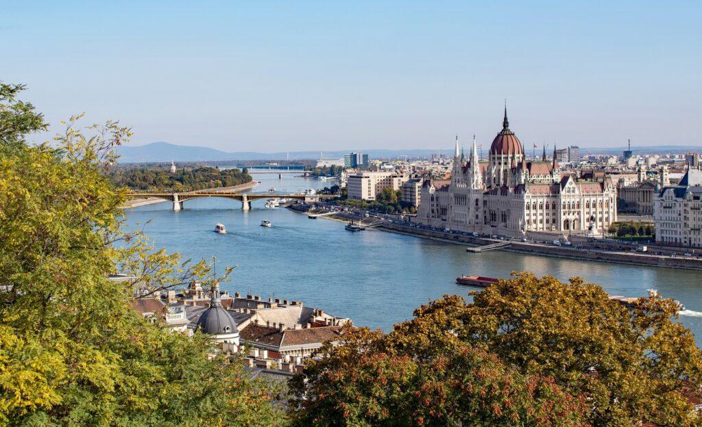 Stedentrip Boedapest Hongarije