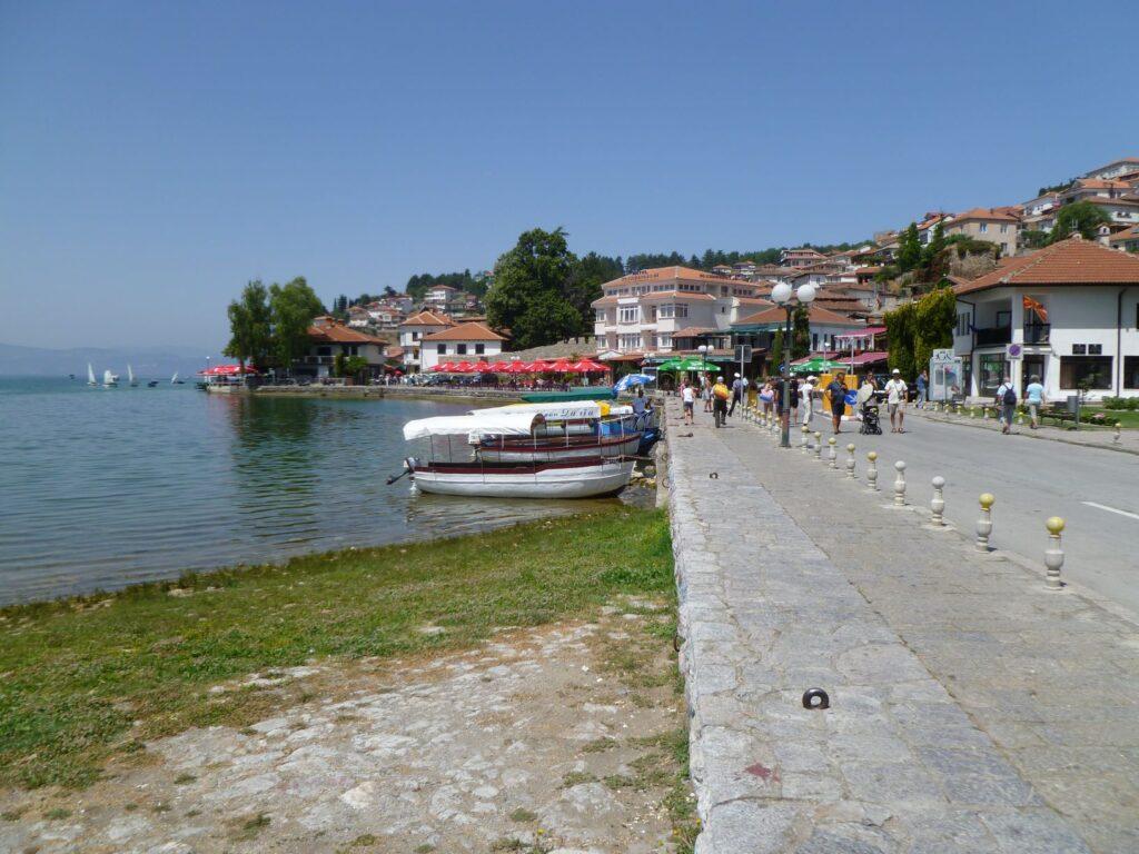 Het Meer van Ohrid