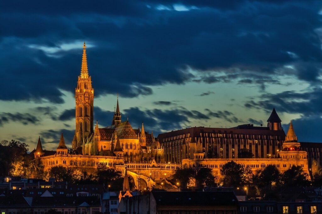 Hongarije vakantie kerk Boedapest