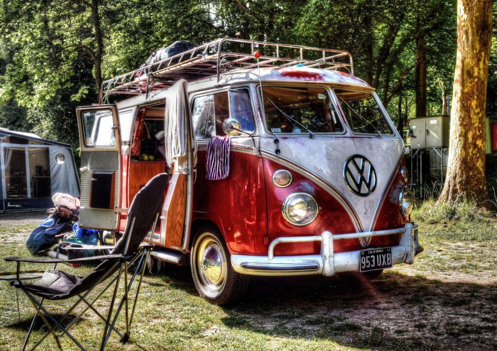 Campings Tsjechië, lekker kamperen