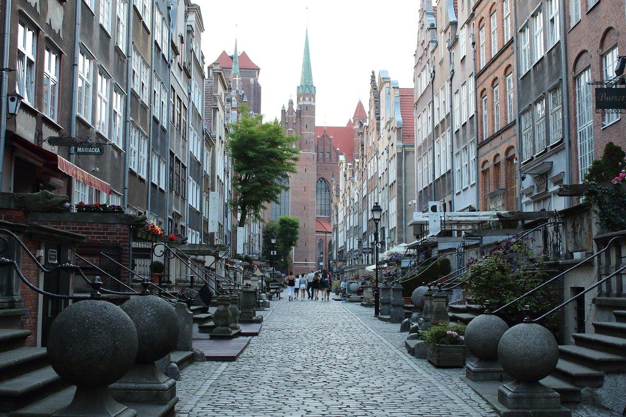 Mariacka straat