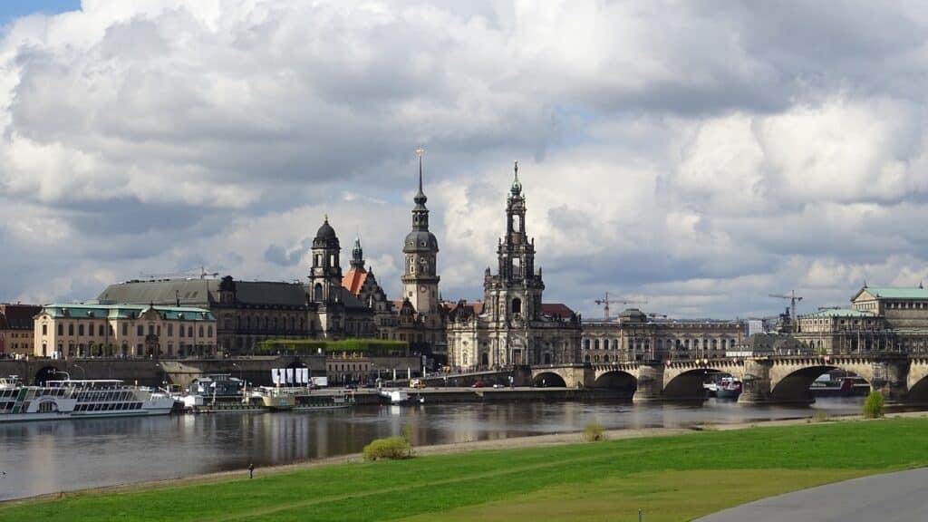 Oude centrum Dresden