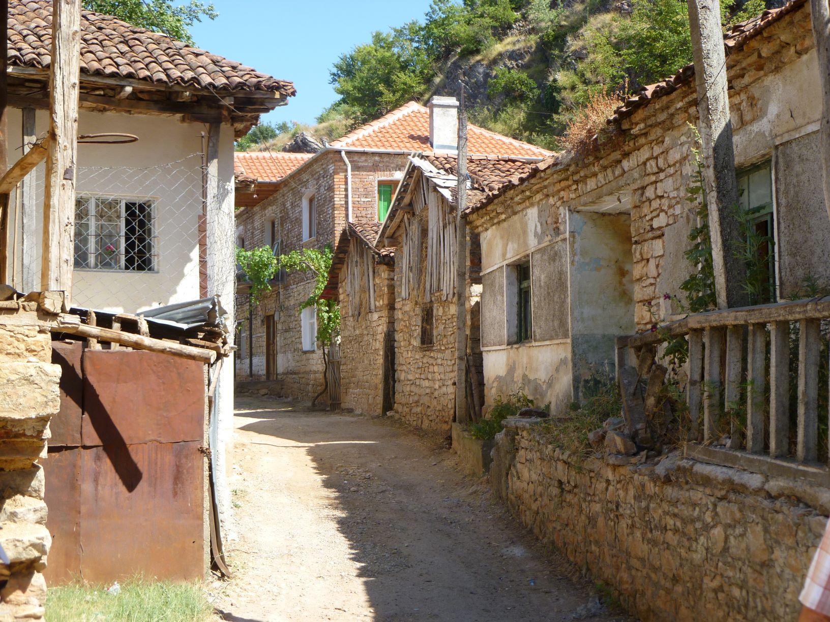 Excursie Albanië - Lin