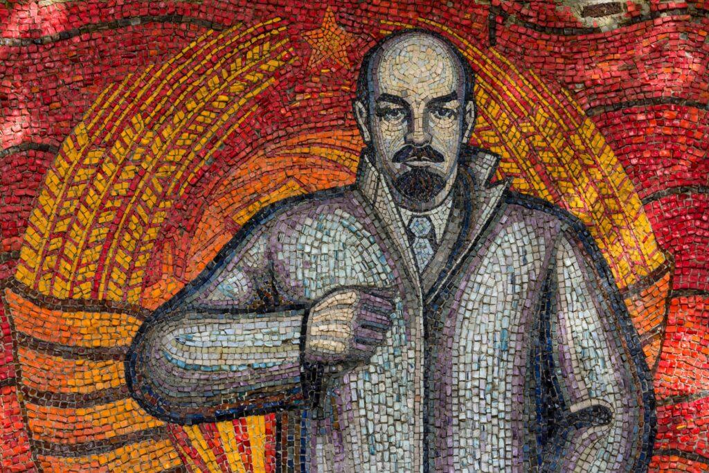 Mausoleum van Lenin: