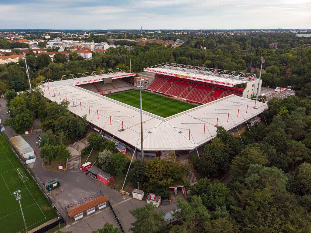 Union Berlin - Stadion An der Alten Försterei