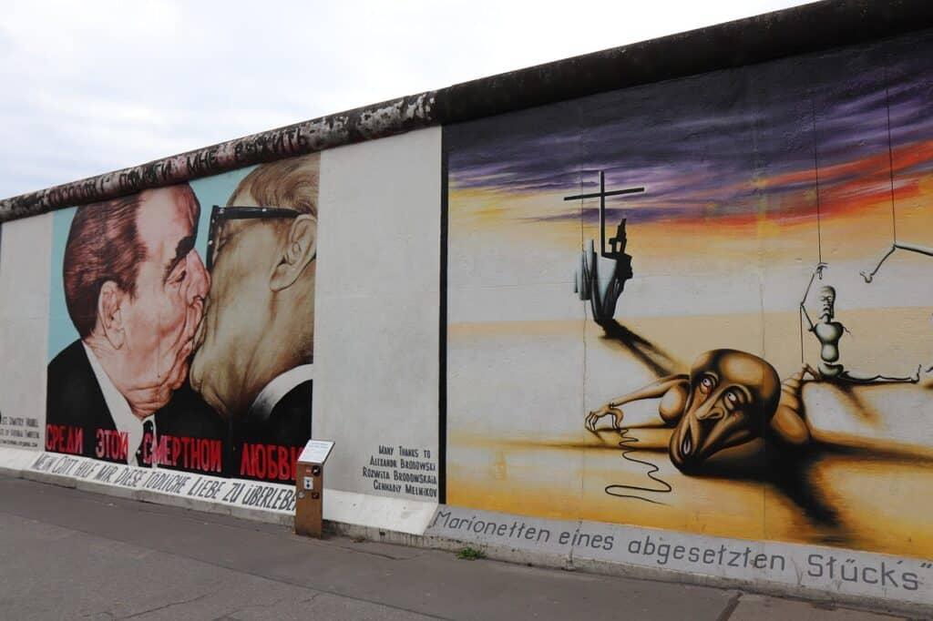 Berlijn: East Side Galery