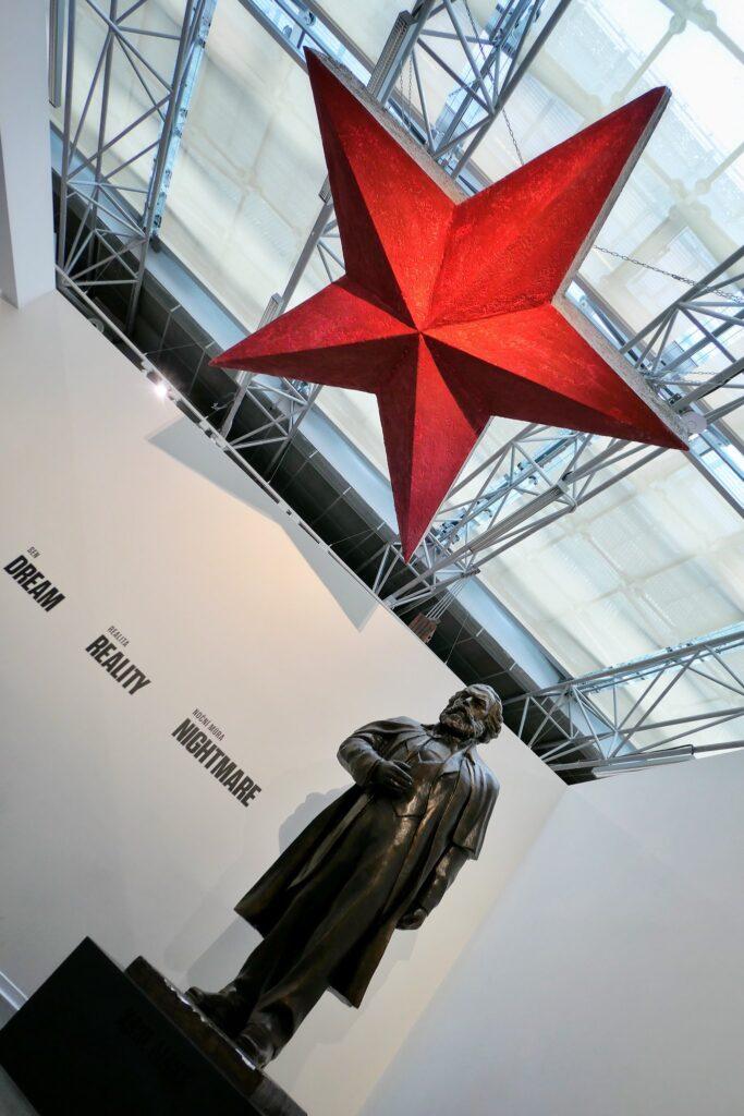 Communisme Museum Praag entree