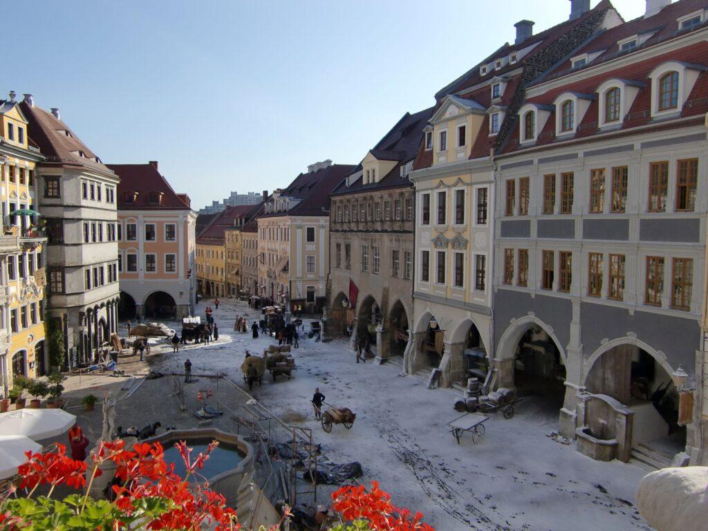 Beroemdste films opgenomen in Görlitz