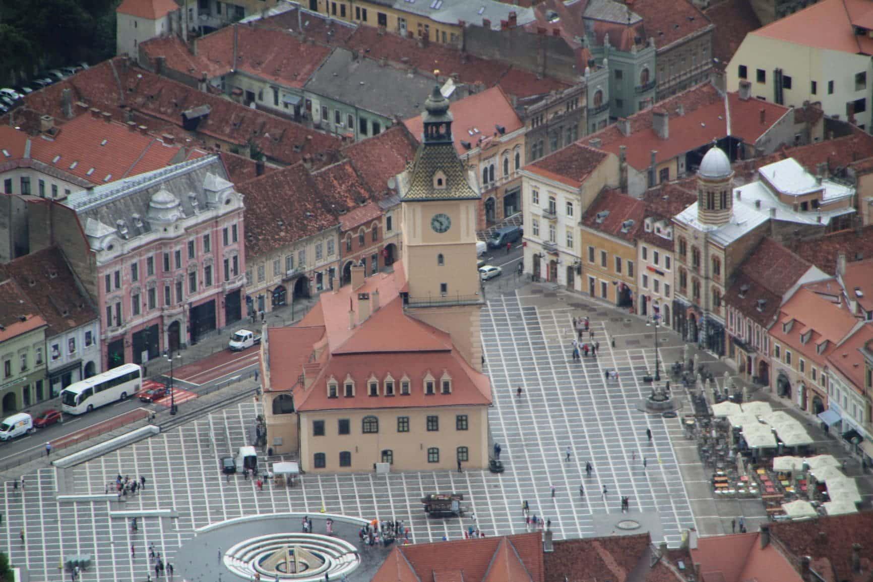 Raadhuis Brasov