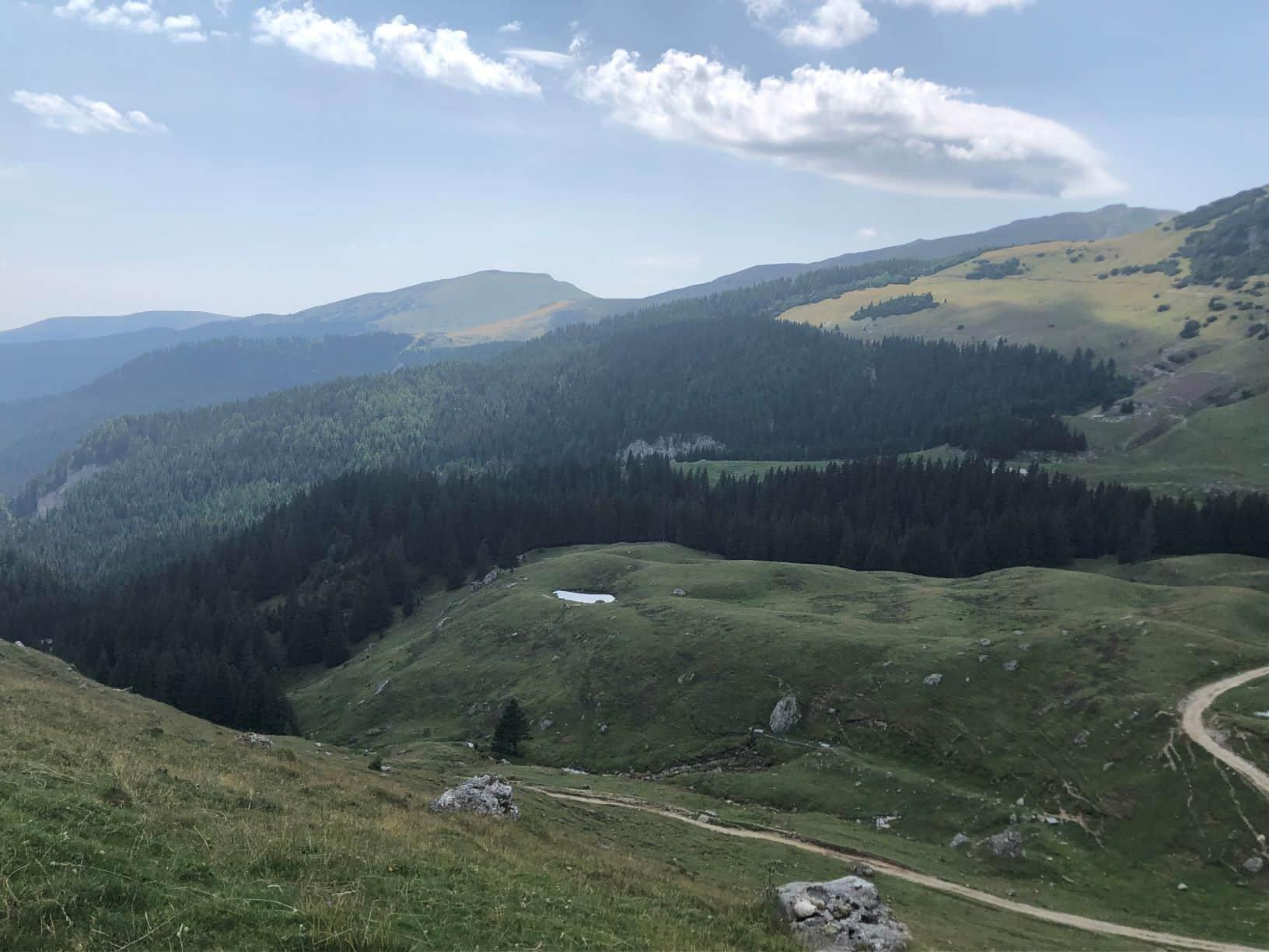 Rondreis Roemenië - Bucegigegebergte