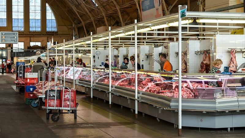 Centrale markt Riga