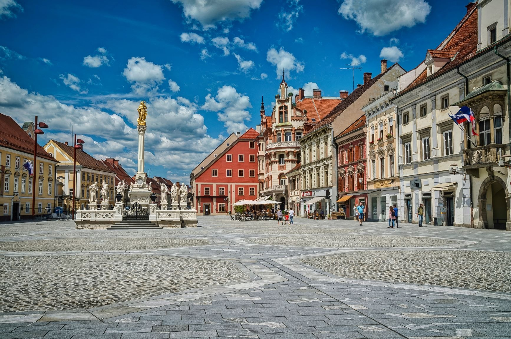 Glavni plein Maribor
