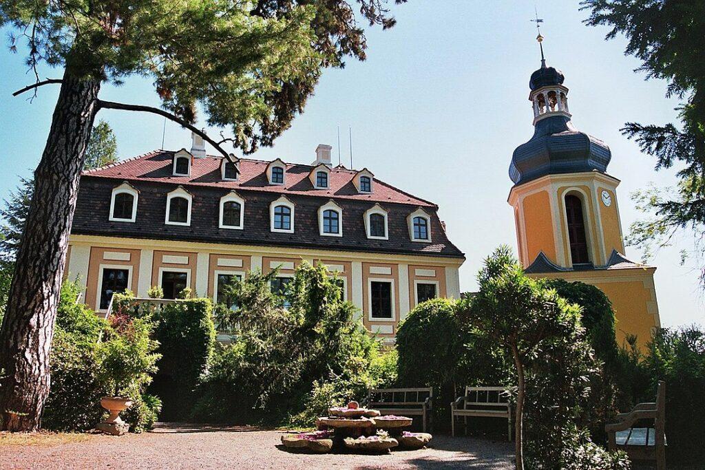 Landschloss Zuschendorf
