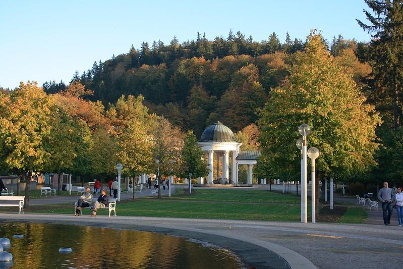 Marienbad Stadspark