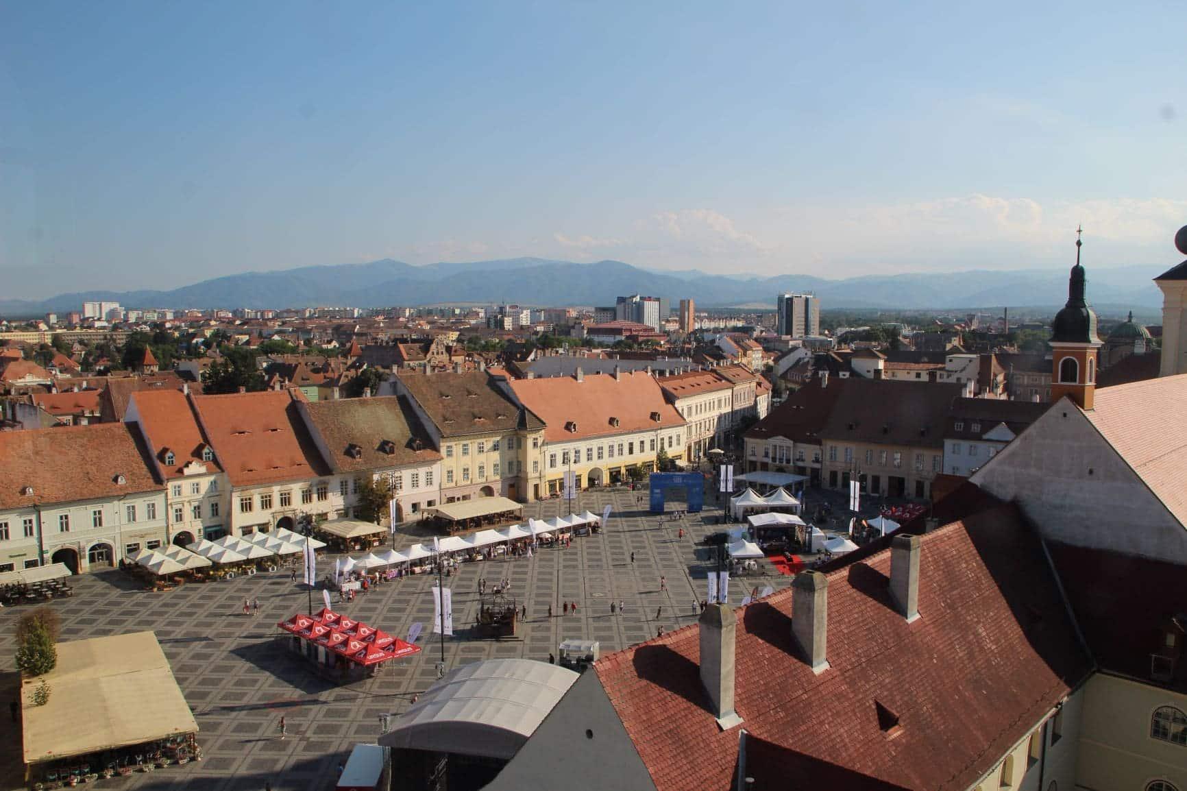 Rondreis Roemenie - Brasov
