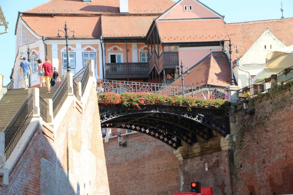 Bridge of Lies - Sibiu - Rondreis Roemenië