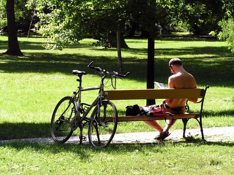 Lužánky Park Brno - Wie is de Mol