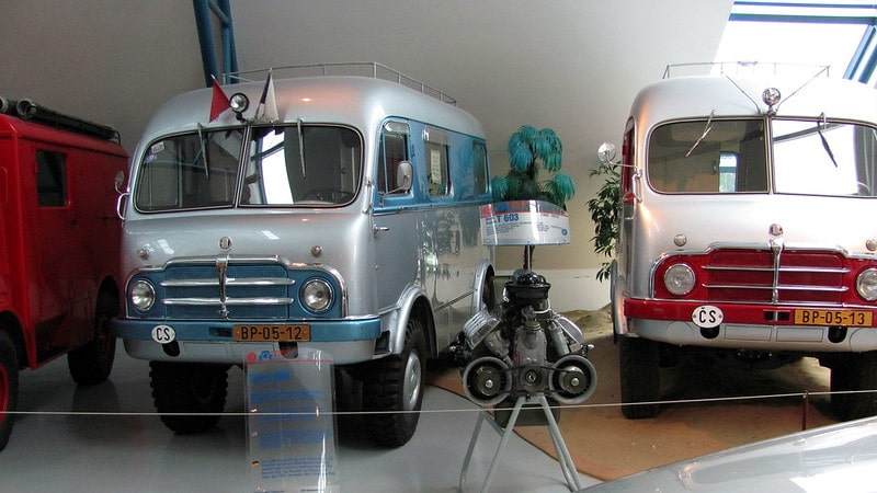 Koprivnice - Tatra museum