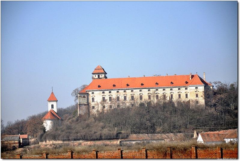 Kasteel Jaroslavice