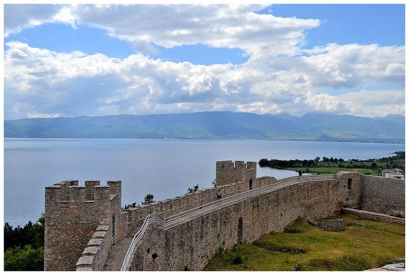 Fort Samuel - Ohrid