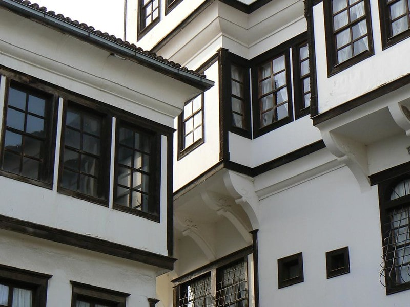 Robevci House, National museum Ohrid