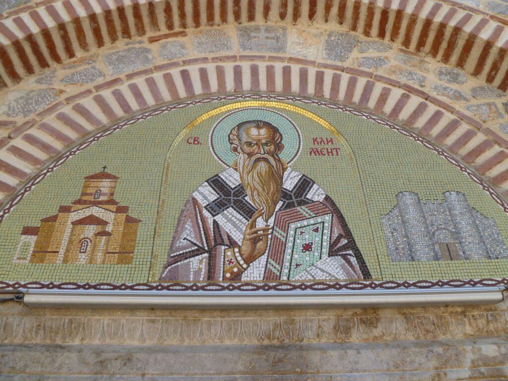 Mozaiek Sint Clement