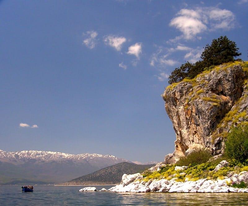 Nationaal Park Galičica - Golem Grad