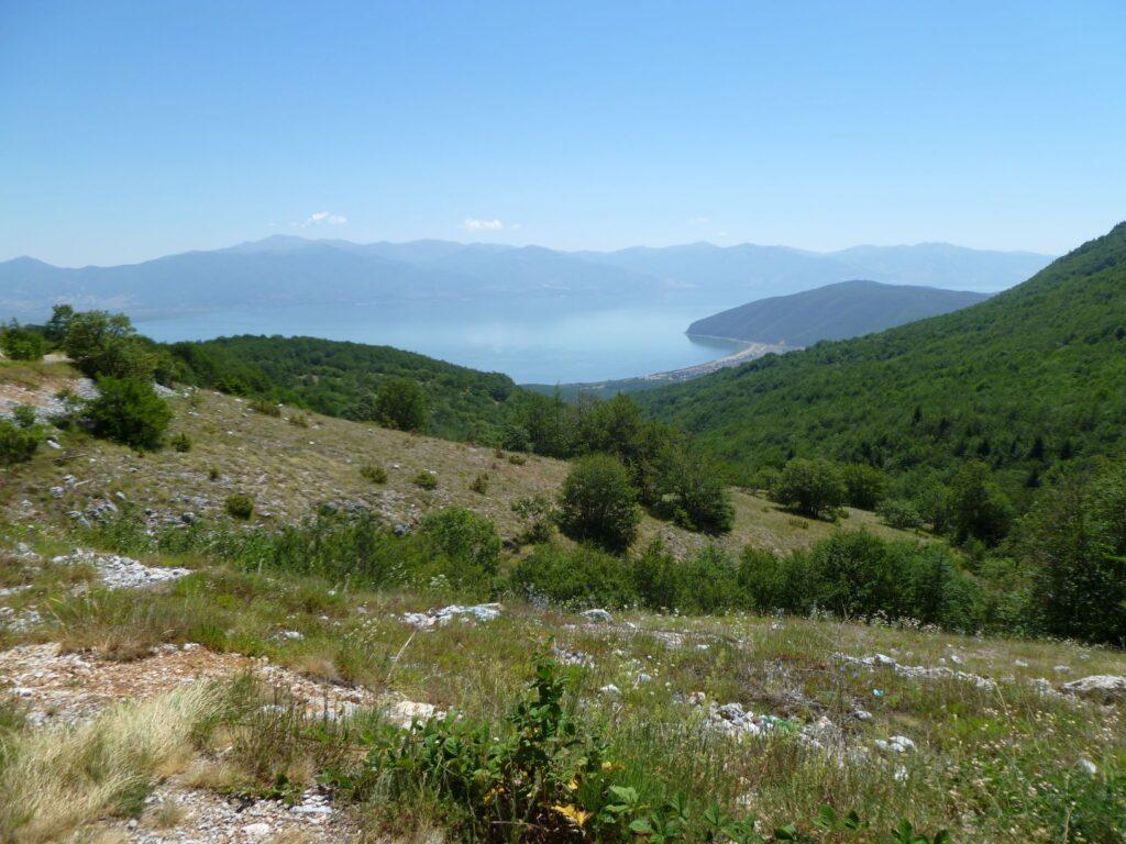 Nationaal Park Galičica - Prespameer