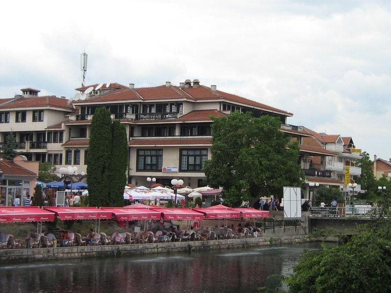 Hotel Beograd in Struga