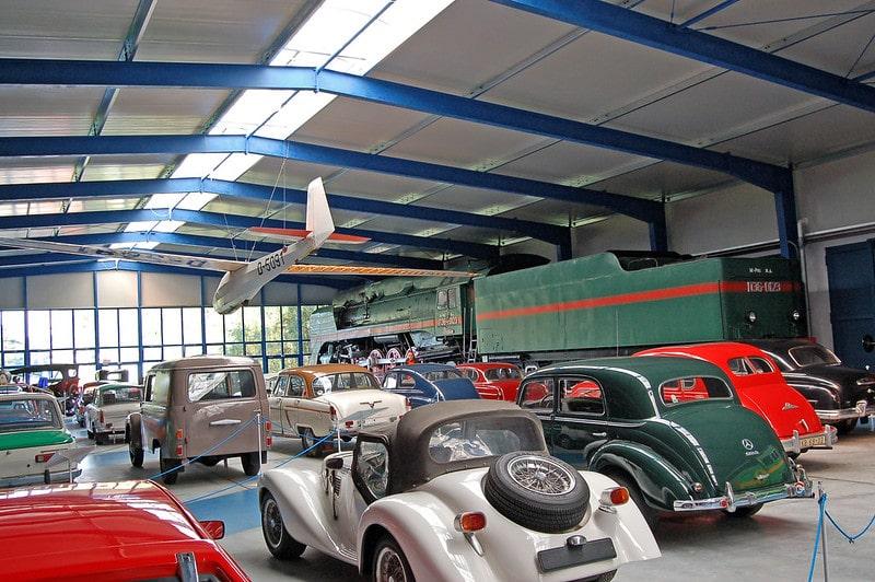 Oldtimer Museum Rügen