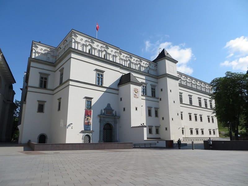 Paleis van de groothertogen van Litouwen