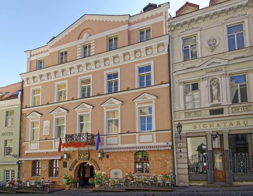 centrum Vilnius