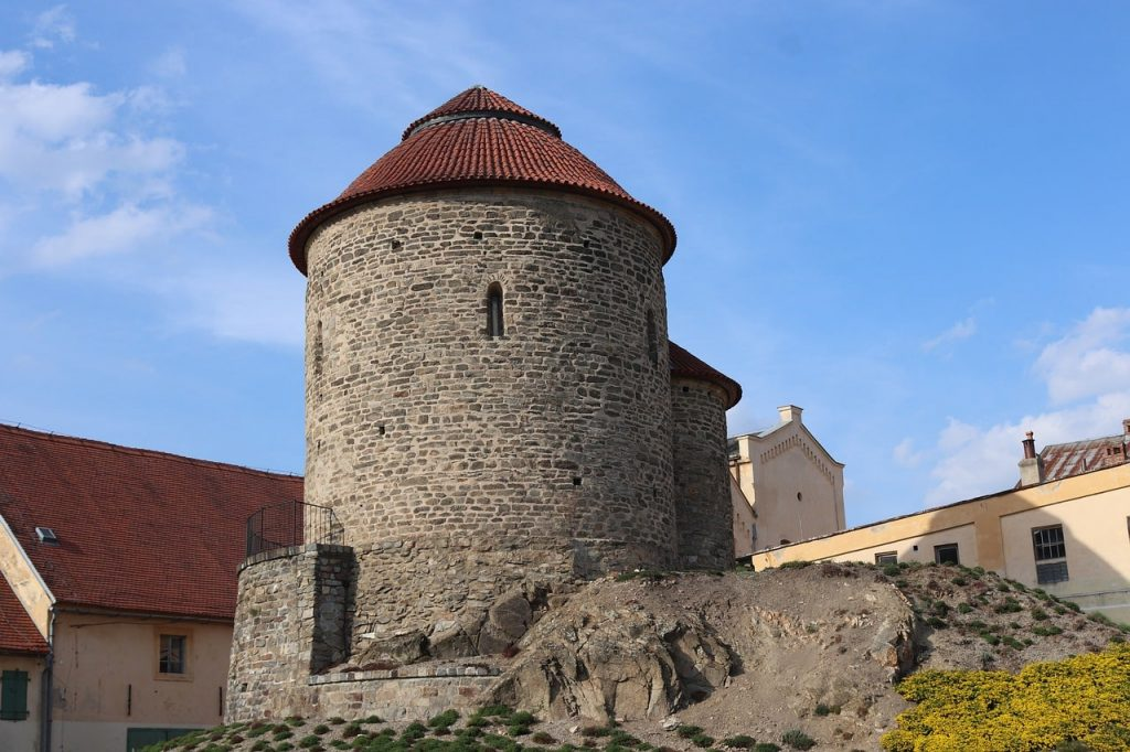 Rotonde van St Katharina
