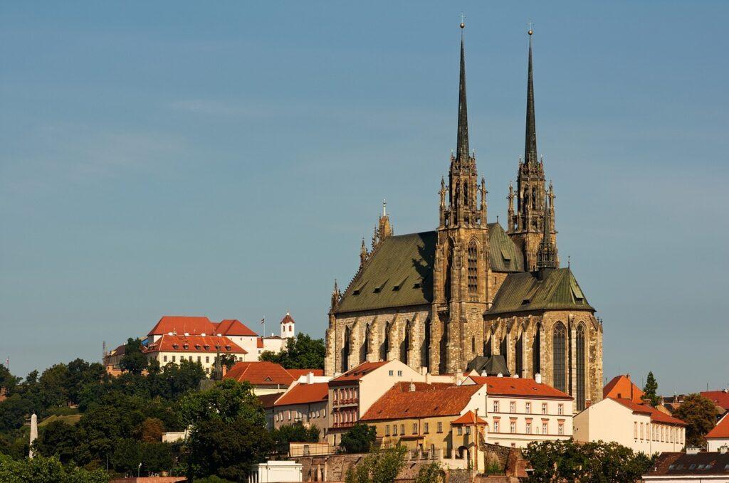 Kathedraal van St Peter and Paul