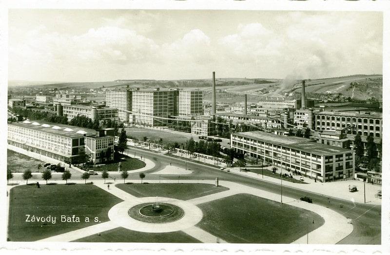 Zlín in 1933