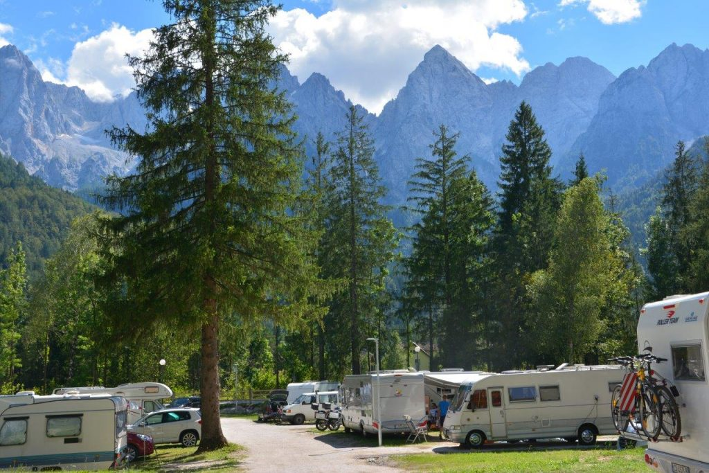 Camping Spik