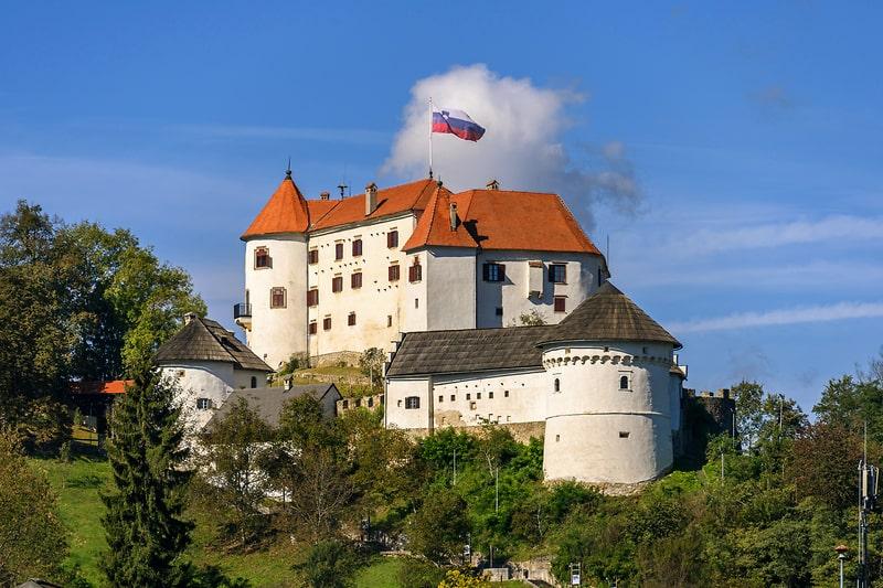 Mooiste kastelen van Slovenië - Kasteel Velenje