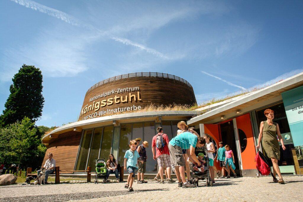Bezoekerscentrum Nationaal Park Jasmund