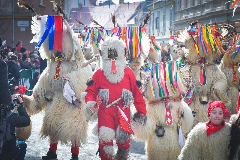 Carnaval in Ptuj