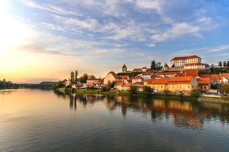 Ptuj aan de Drava