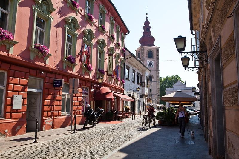 Binnenstad Ptuj