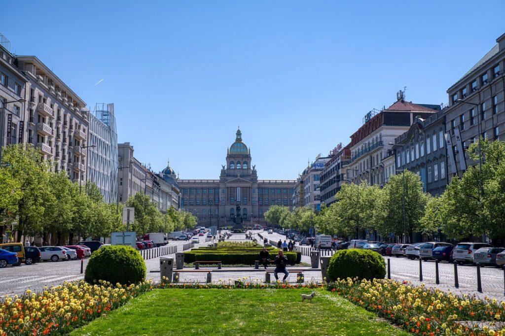 Bezoek met de Praag City Card het Nationaal Museum gratis